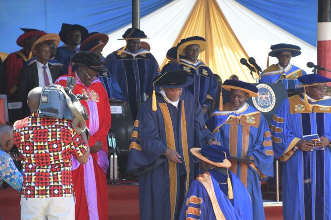 KIBU 4th Graduation Ceremony Album96