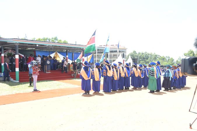 KIBU 4th Graduation Ceremony Album100