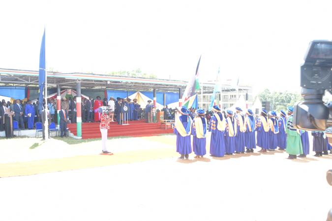 KIBU 4th Graduation Ceremony Album101