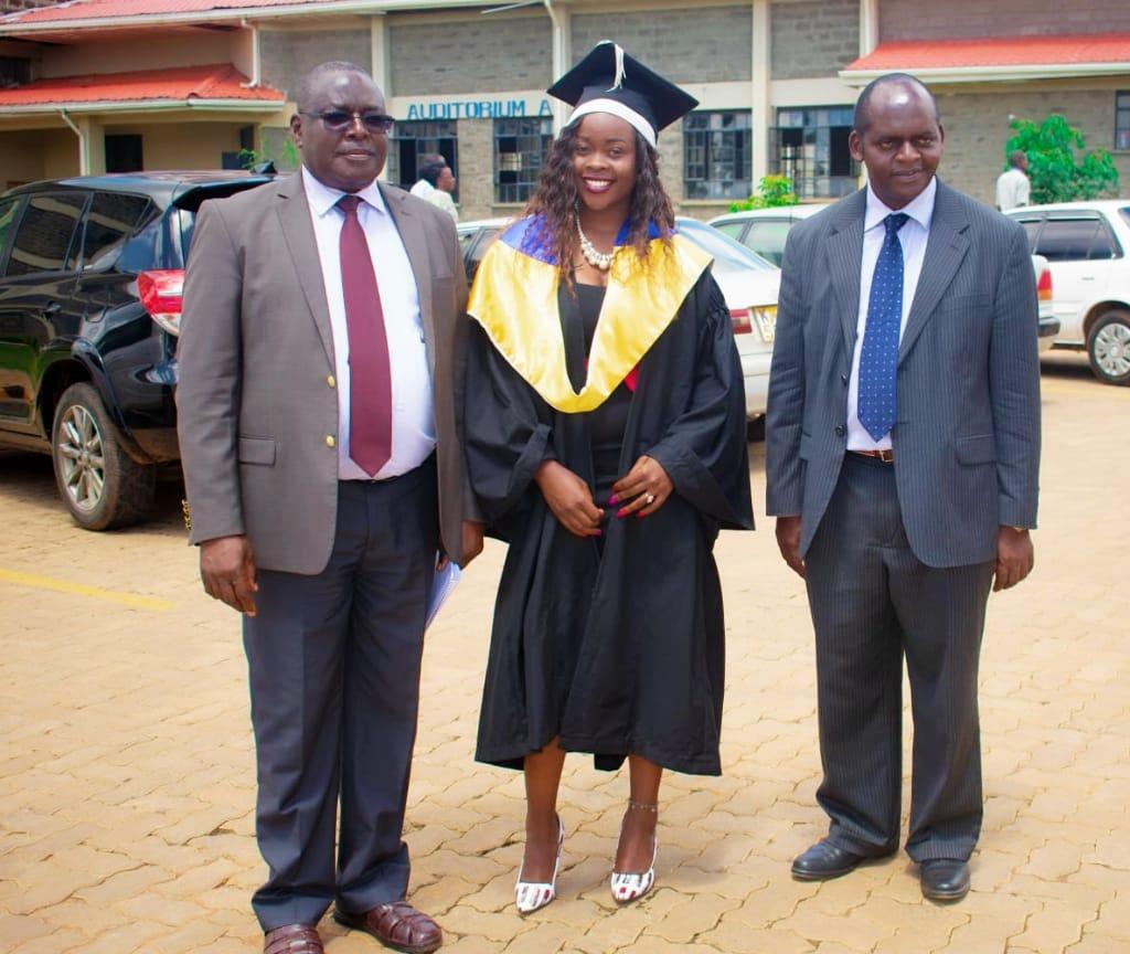 Kibabii University Celebrate 4th Graduation Ceremony
