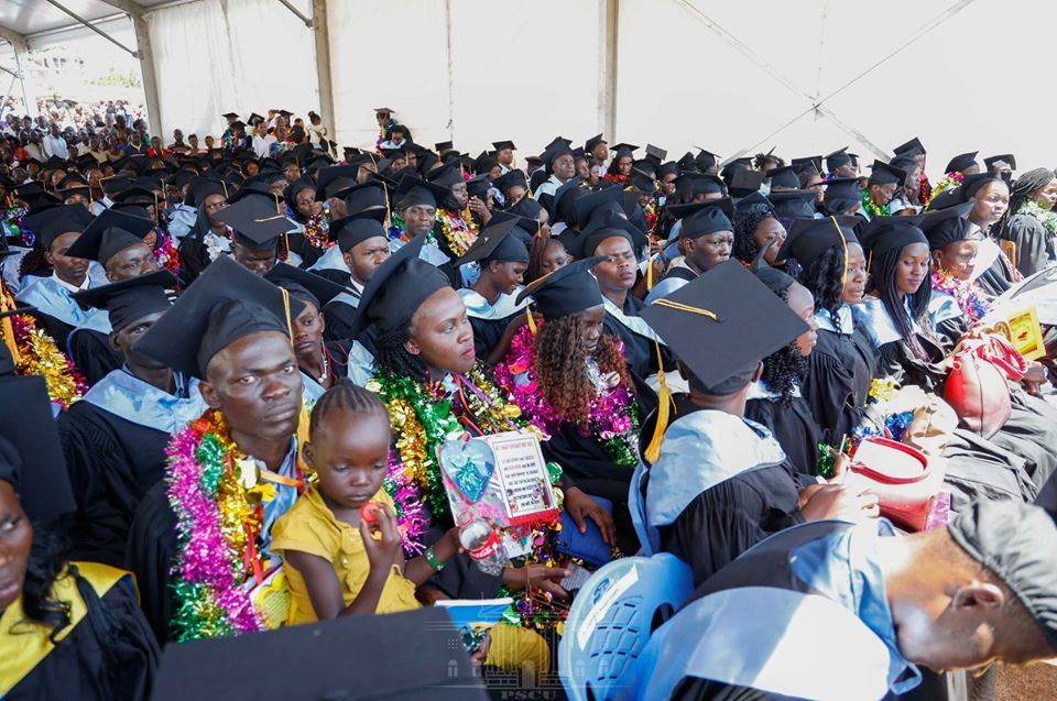 Kibabii University Celebrate 4th Graduation Ceremony