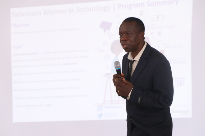 Kibabii University Host Safaricom Women in Technology Campus Outreach