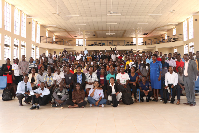 Kibabii University Host Safaricom Women in Technology Campus Outreach