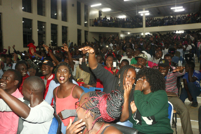 Kibabii University Hosts Eddie Butita Campus Tour