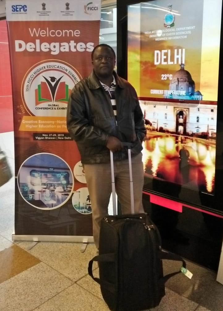 Kibabii University Represented at the 15th FICCI Higher Education Summit