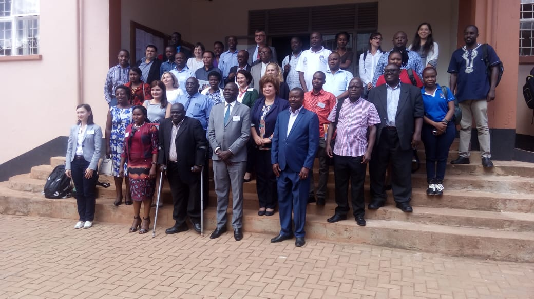 Kibabii University at the Second AHEAD Transnational Capacity Building Workshop