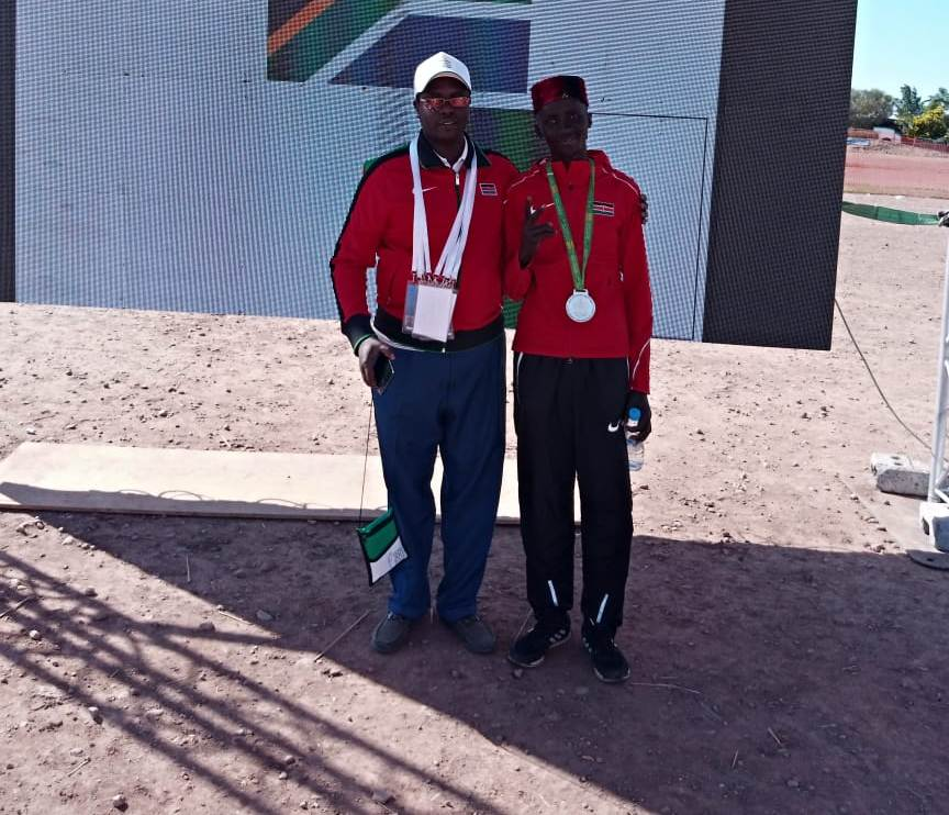 Kibabii University student Shine at the Africa Universities Cross Country Championships
