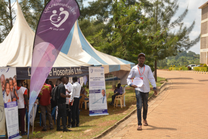 Kibabii University Staff and Students Blood Donation Drive