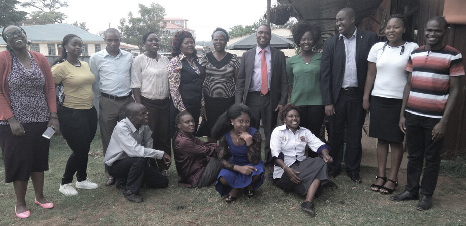 Administration & Human Resource Staff Get Together to Celebrate the Attainment of Higher Academic Qualifications