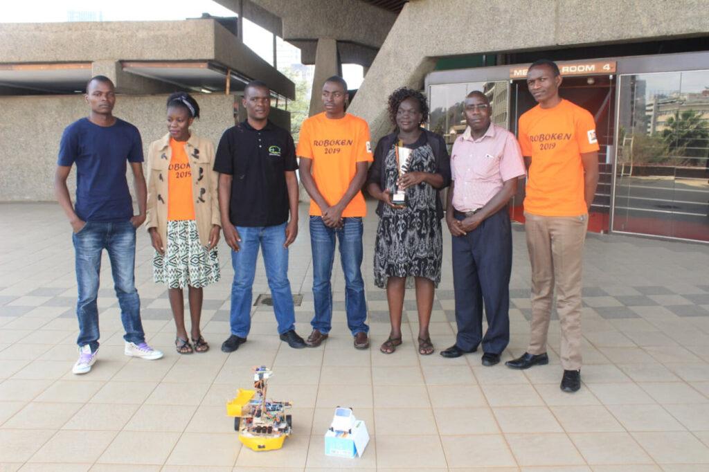 KIBU-Computer-Science-Robotics-Team