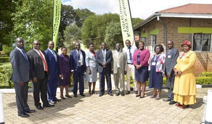 KIBU Represented at Kenya School of Government