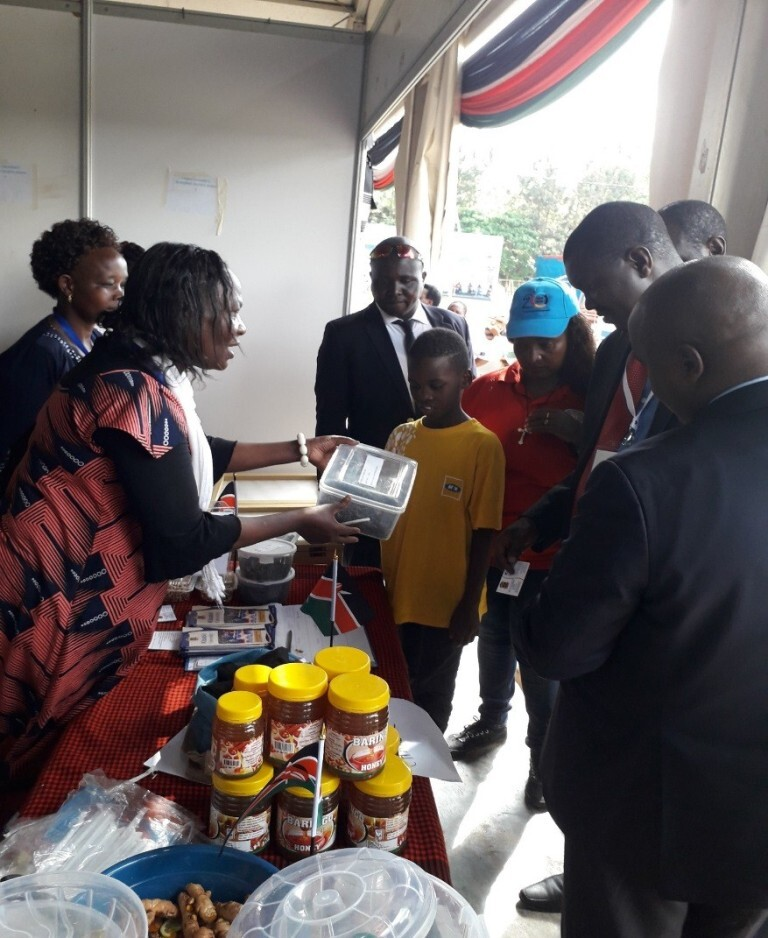 KIBU at the 20th East African Community Micro and Small Enterprises (MSEs) Trade Fair