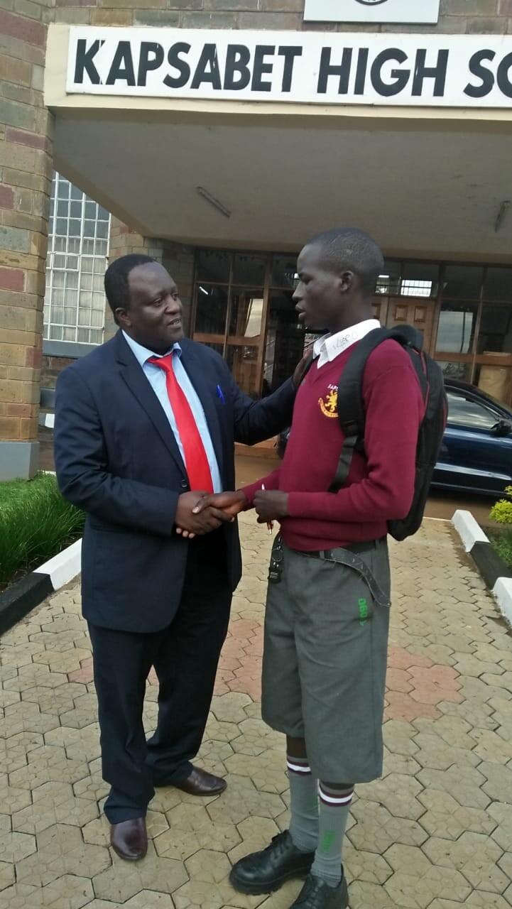 Kibabii University Pacesetters in Student Mentorship