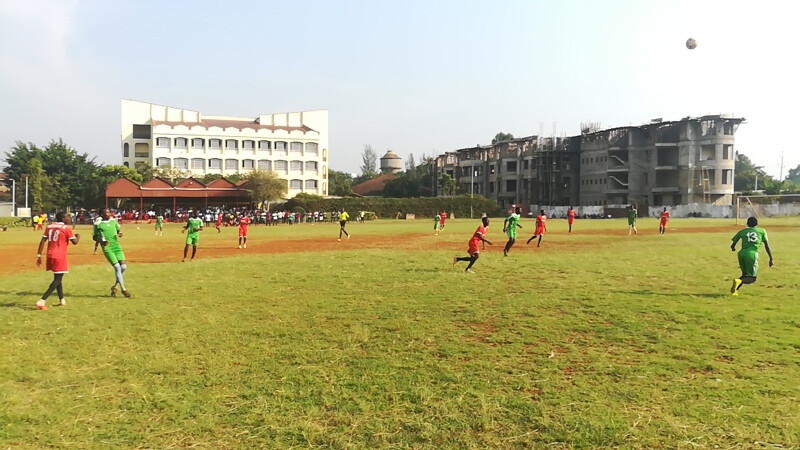 Kibabii University Shone at KUSA Games Championships
