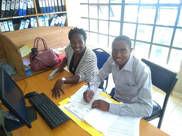 New Staff Reporting to KIBU