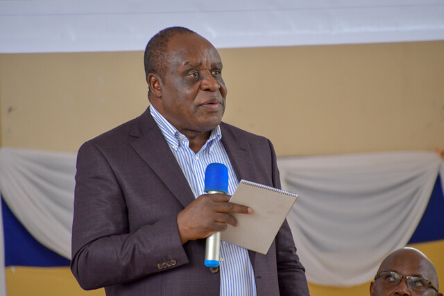 Professor Ayiro Lecture on Competence Based Curriculum Excites Kibabii University