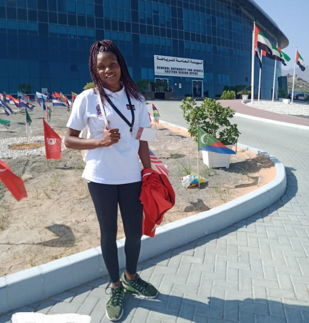 Faith Ogalo Wins a Bronze Medal at World Taekwondo G2 Championships
