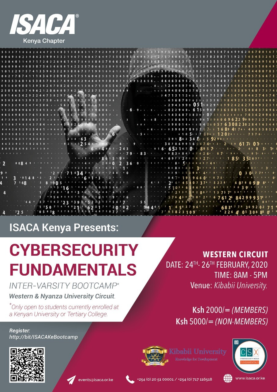 Cyber Security Fundamentals Inter-varsity Boot Camp