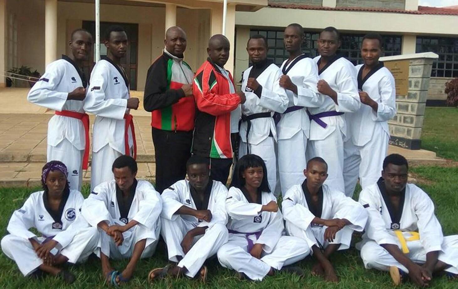 KIBU-taekwondo-students1