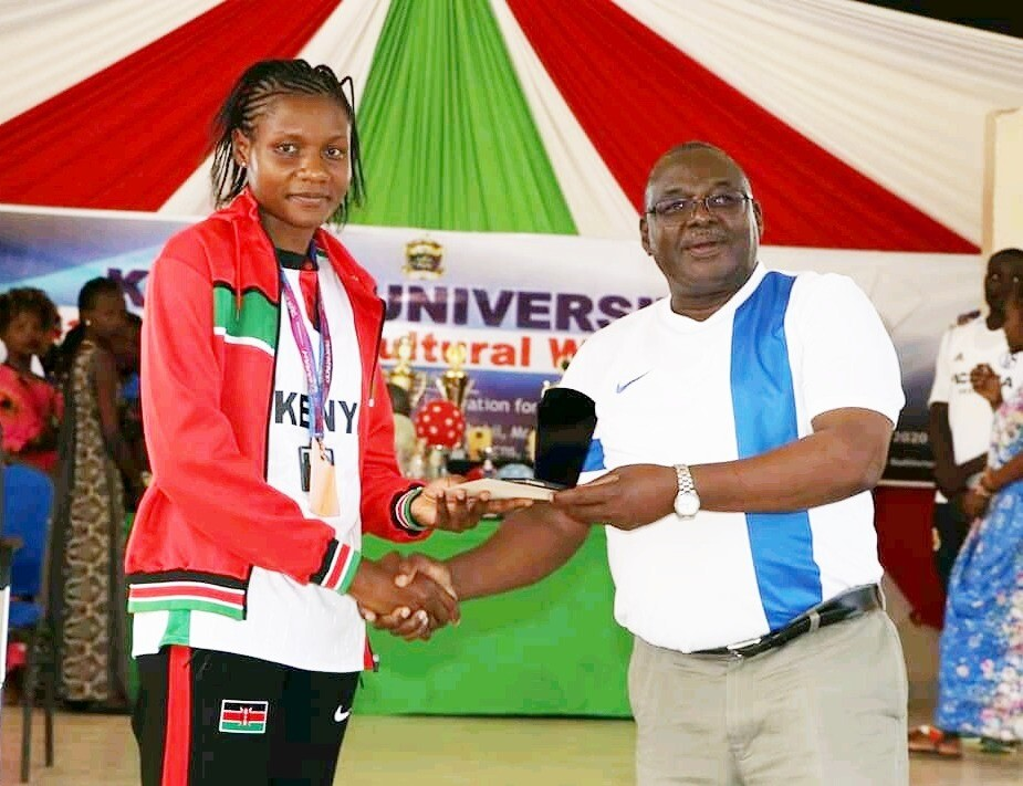Kibabii University 3rd Year Student Qualifies for the Olympics