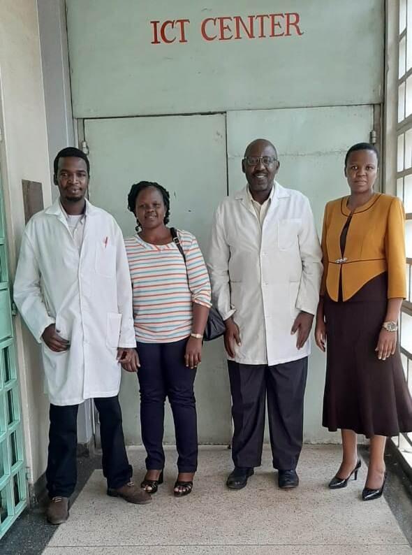 Webometric Benchmarking Visit to University of Nairobi, Technical University of Kenya and Jomo Kenyatta University of Science and Technology