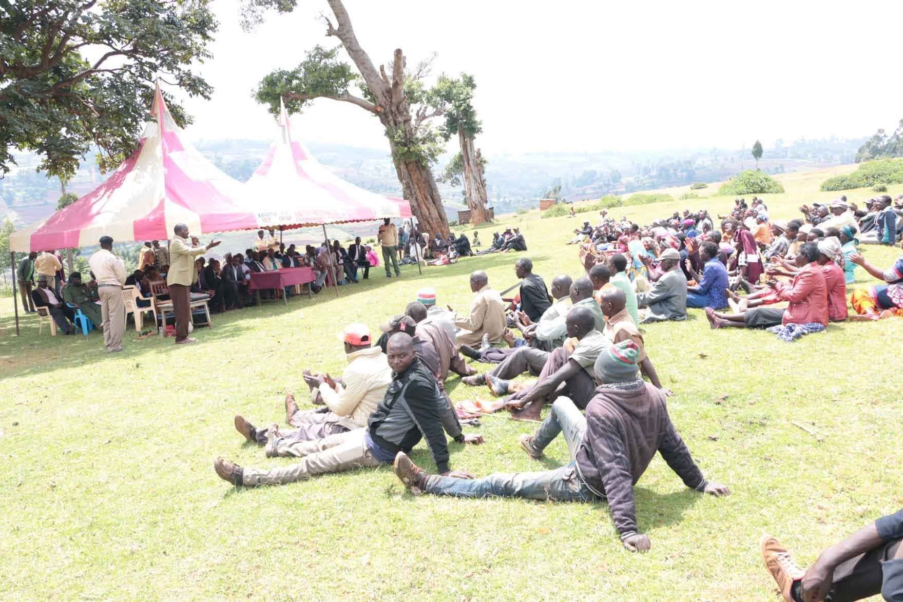 KIBU Visits Kopsiro in Mt. Elgon Album5