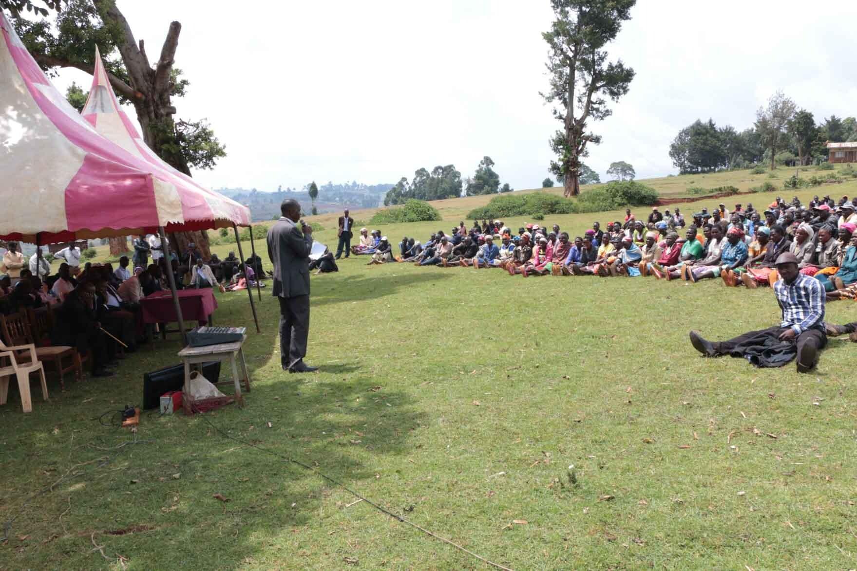 KIBU Visits Kopsiro in Mt. Elgon Album7