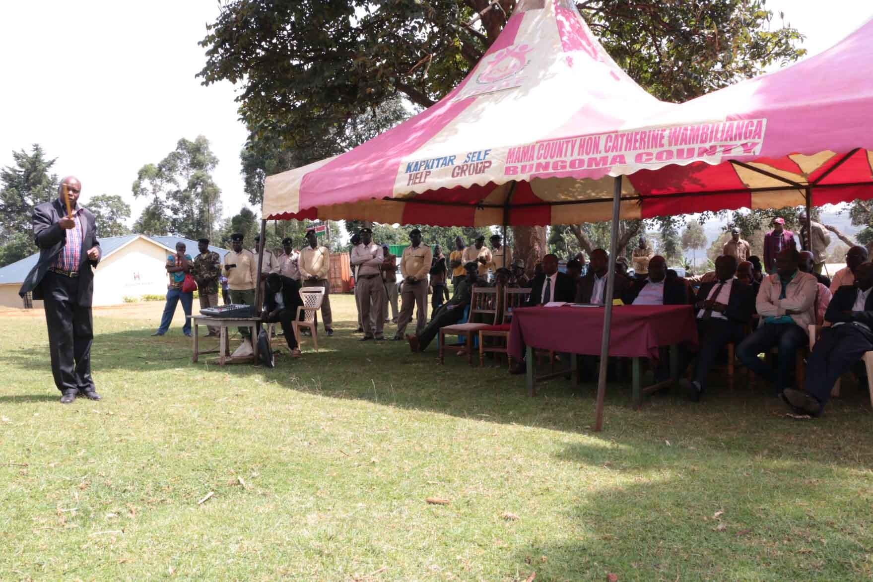 KIBU Visits Kopsiro in Mt. Elgon Gallery
