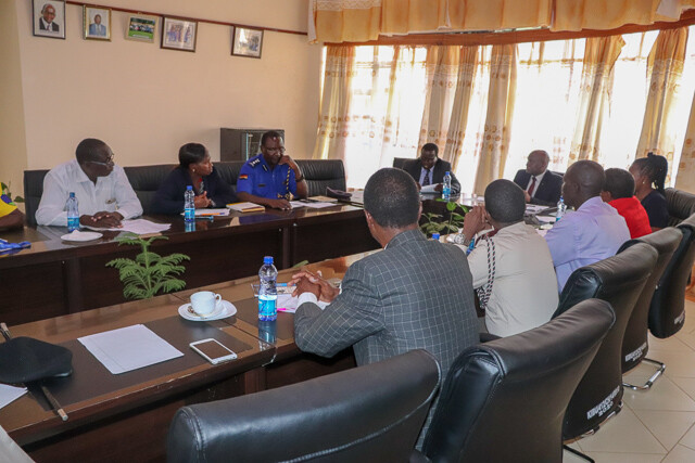 Launch of the KIBU Community Security Committee Gallery
