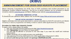 KIBU-INTER-UNIVERSITY-TRASFER