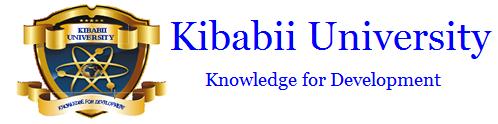 Kibabii University