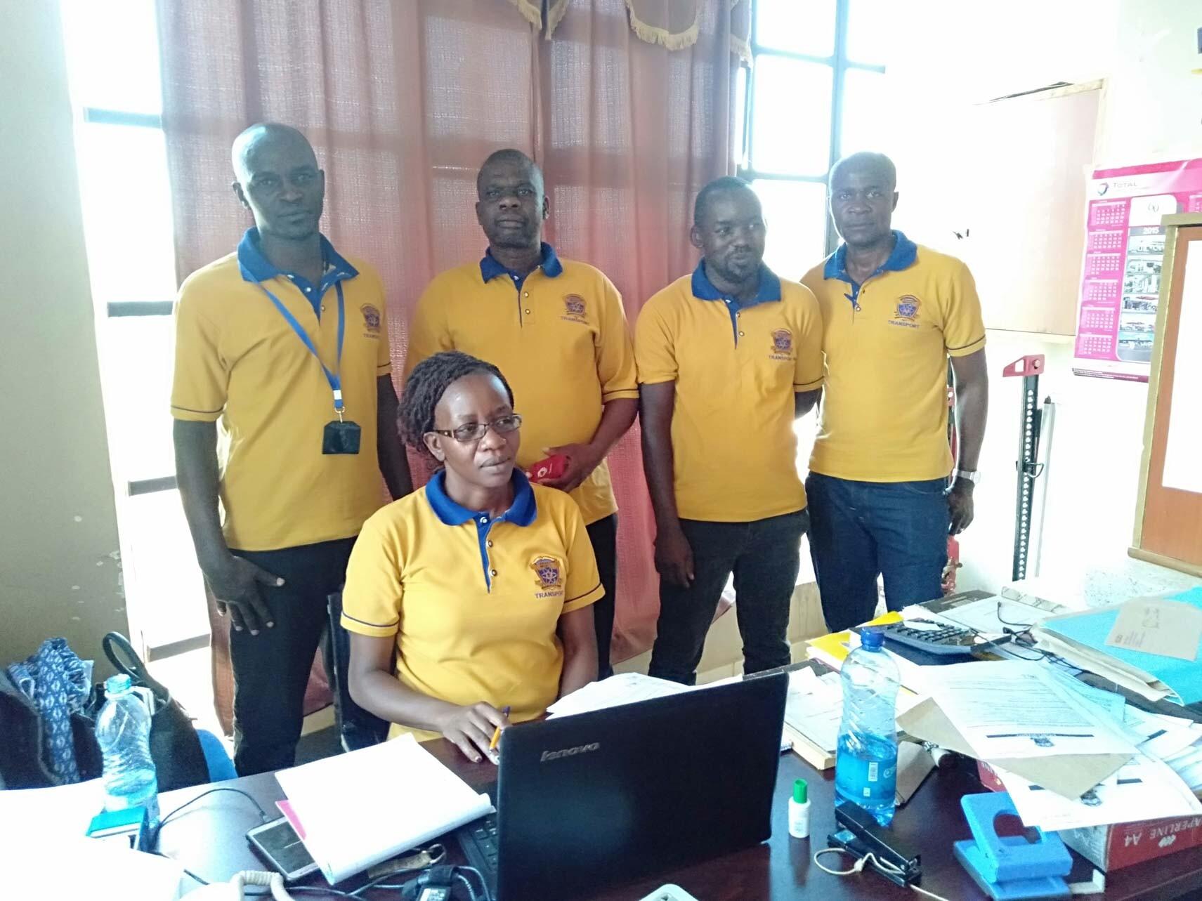 Transport Department Staff Gallery