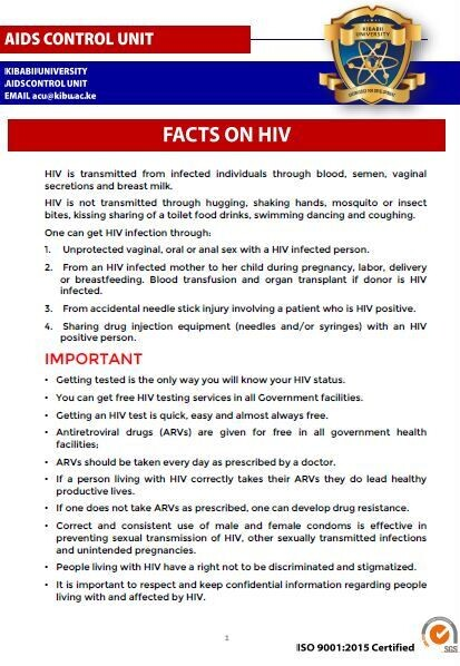 Facts-on-HIV