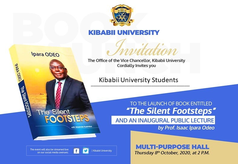Invitation to the Inaugural Public Lecture and Book Launch