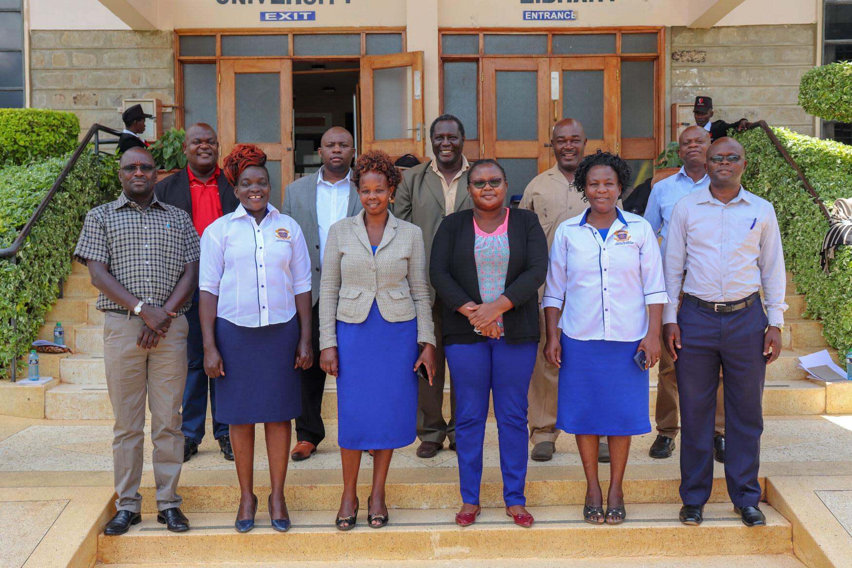 Institutional Visit by Kenya Industrial Property Institute