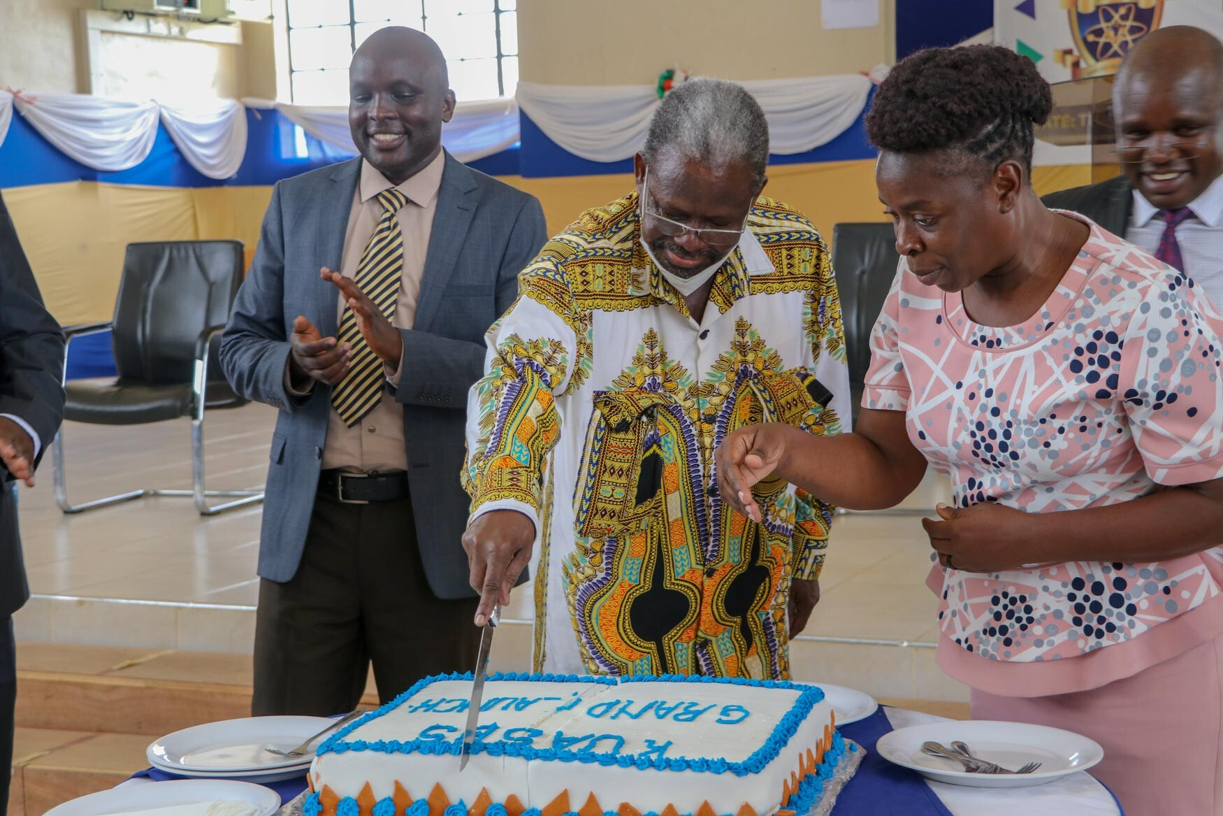 Kibabii University Academic Staff Benevolent Scheme (KUASBS) Grand Launch Gallery