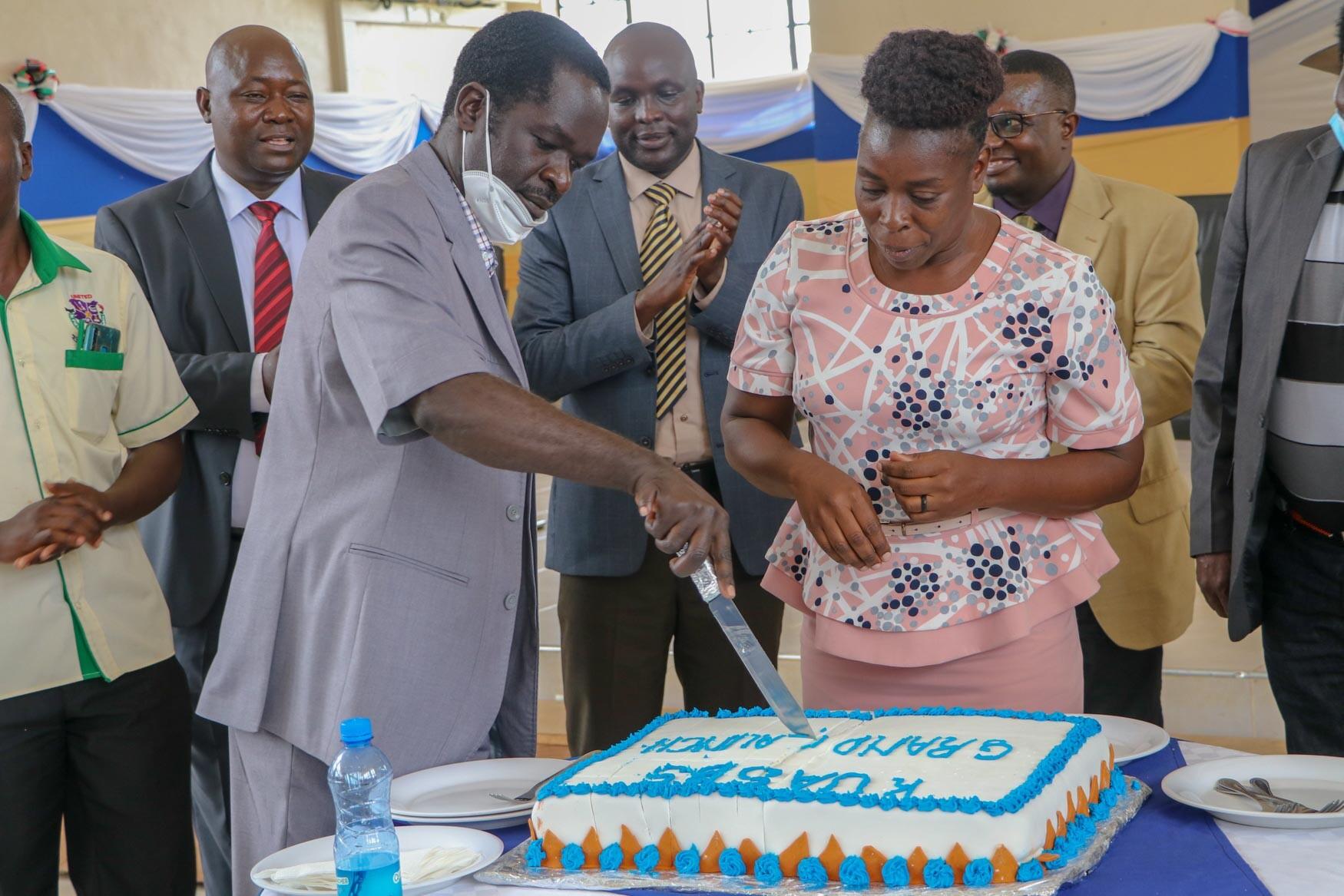 Academic Staff Benevolent Scheme (KUASBS) Grand Launch Album3