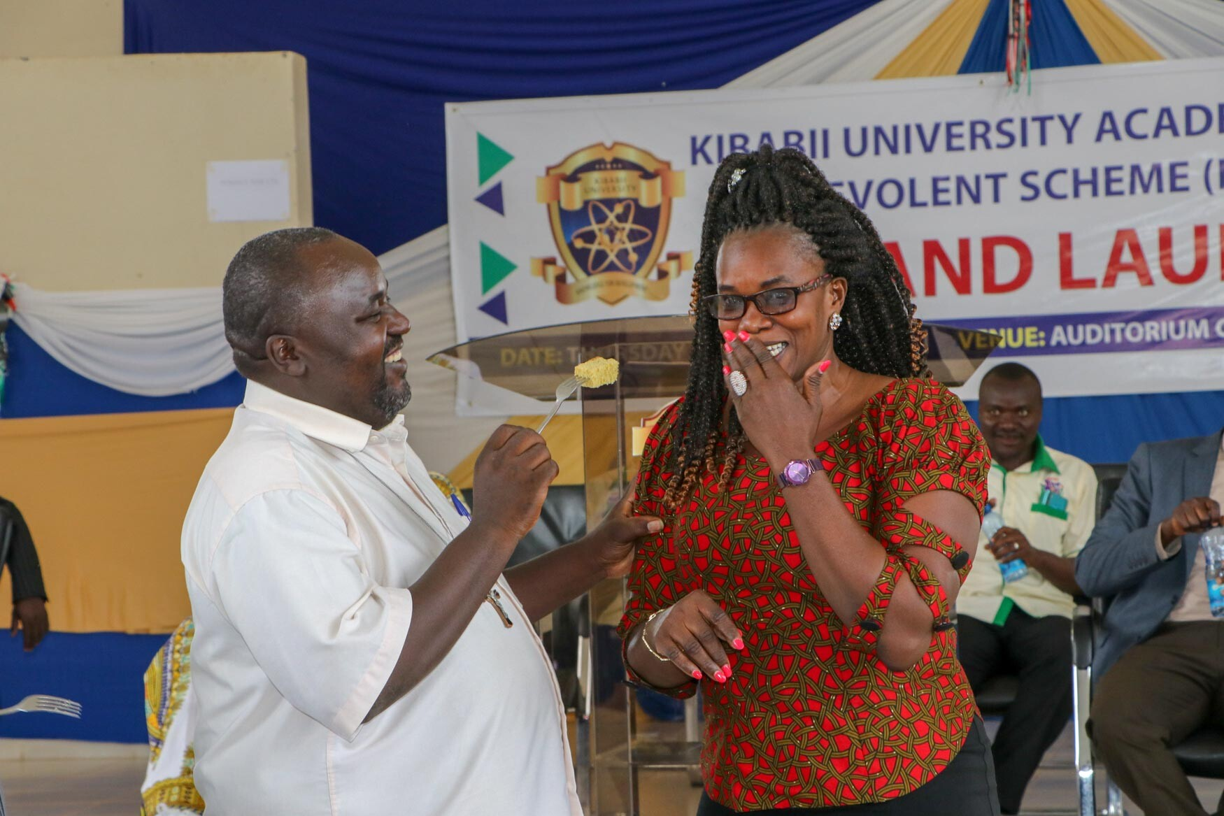 Academic Staff Benevolent Scheme (KUASBS) Grand Launch Album3
