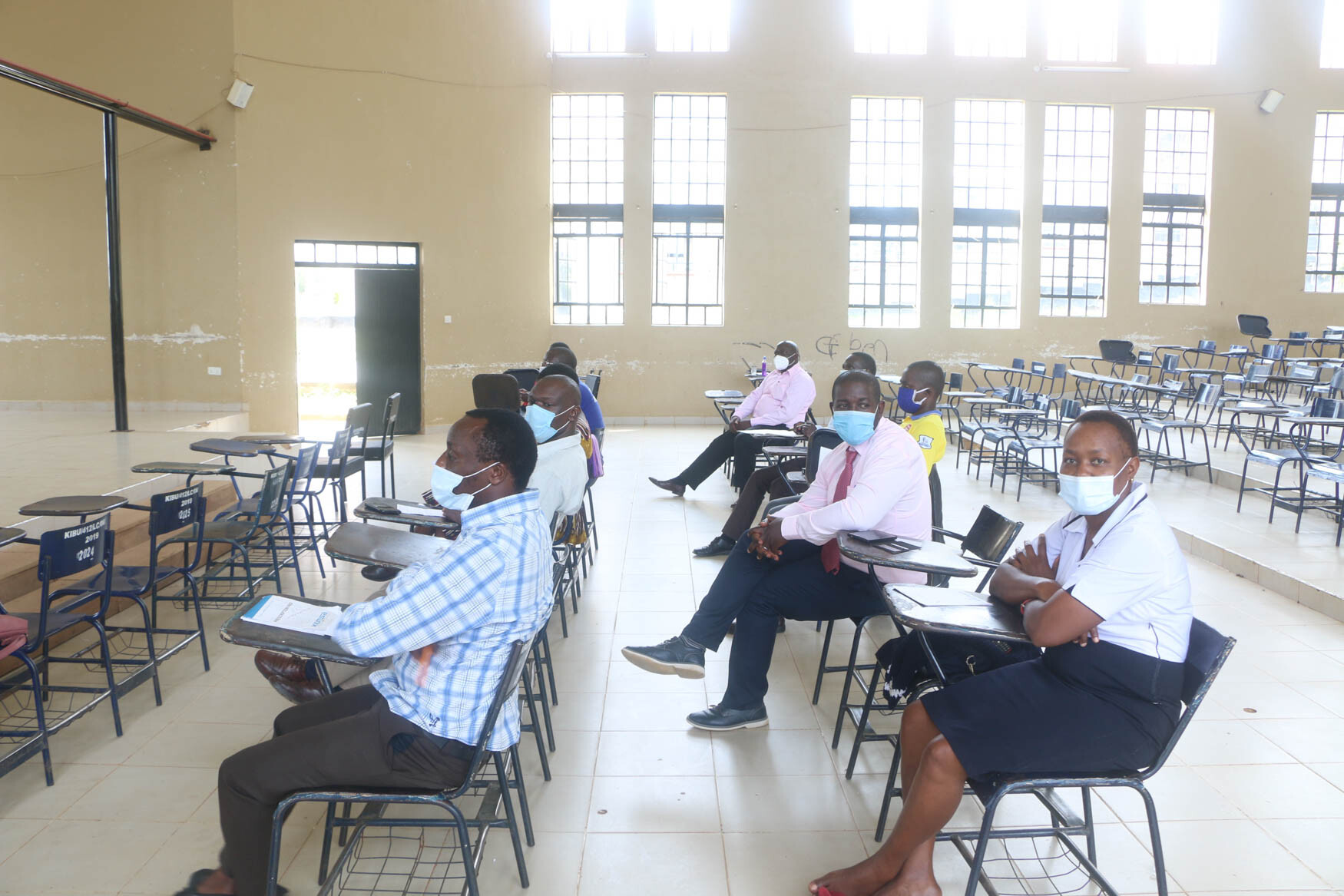 Health Care Workers COVID -19 Training Workshop Album1
