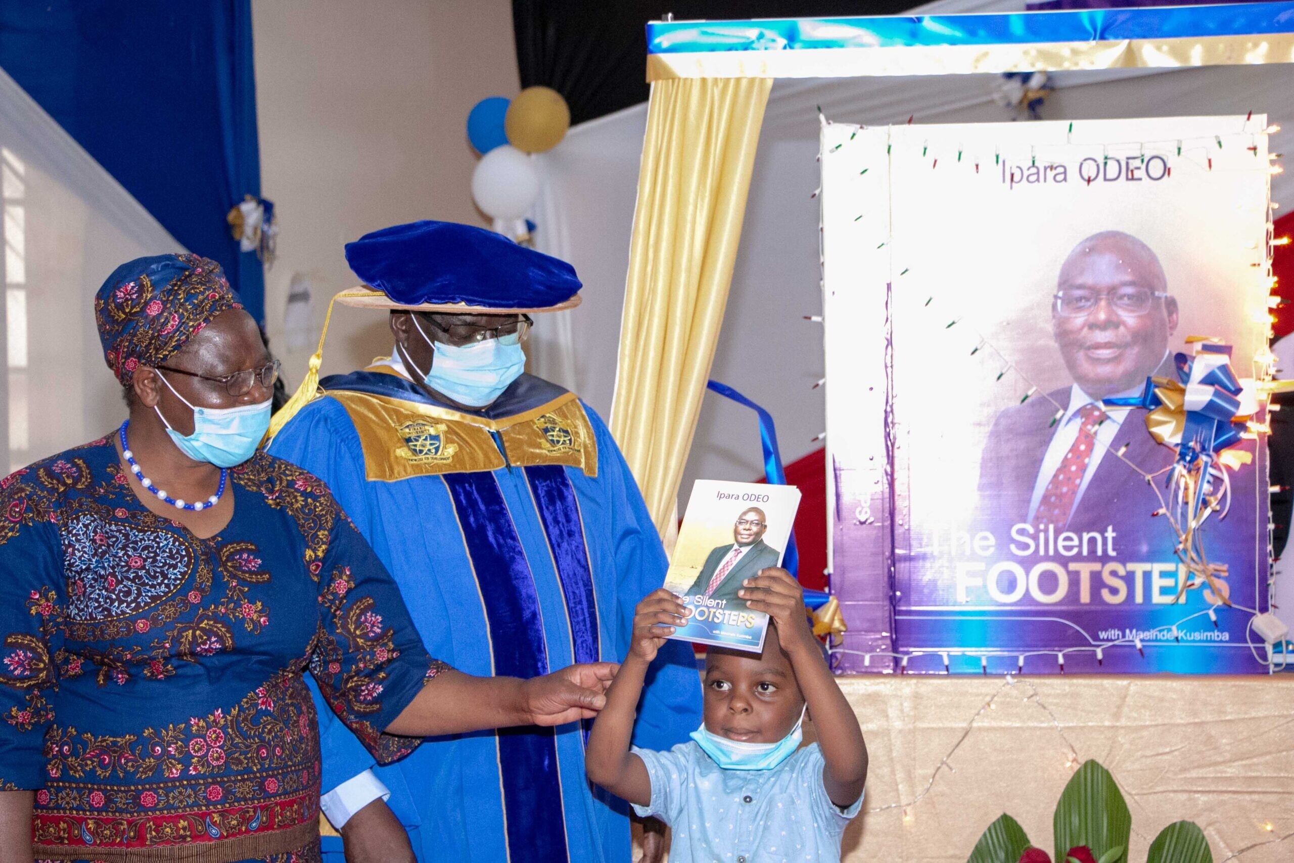 Public Lecture and Book Launch By Prof. Isaac Ipara Odeo