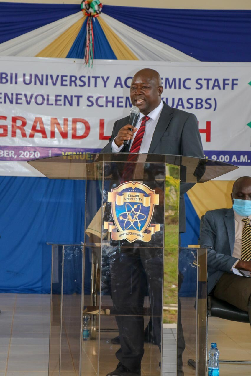 Academic Staff Benevolent Scheme (KUASBS) Grand Launch Album2