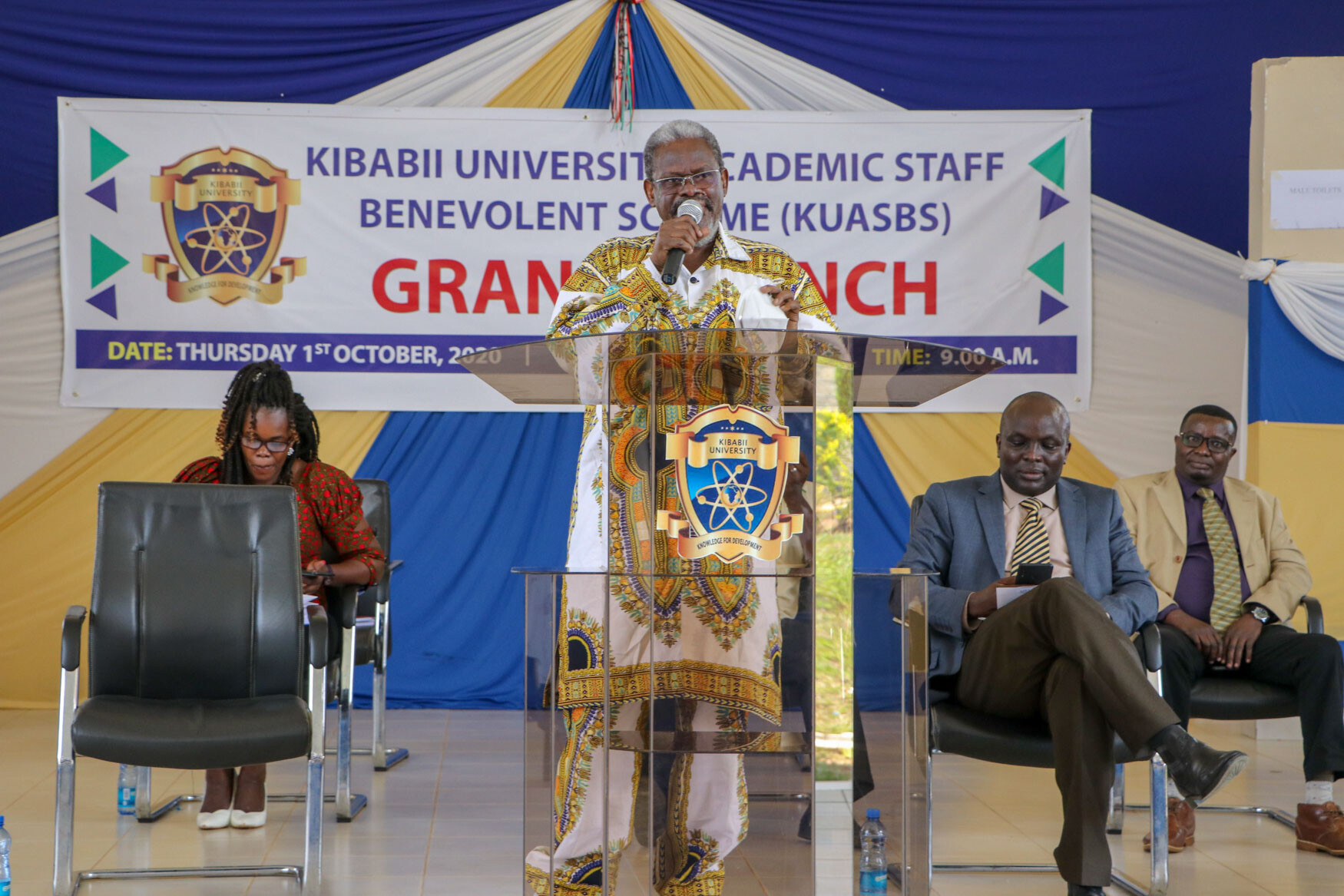 Kibabii University Academic Staff Benevolent Scheme (KUASBS) Grand Launch Gallery