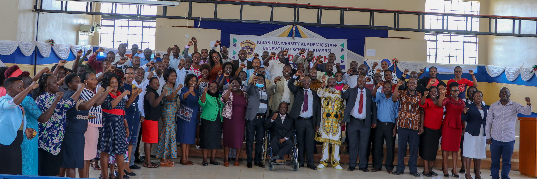 Kibabii Academic Staff Benevolent Scheme (KUASBS) Grand Launch