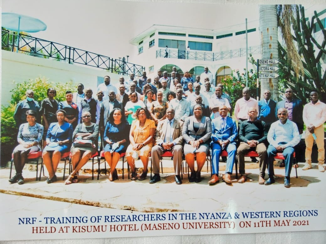 NRF Capacity Building Training